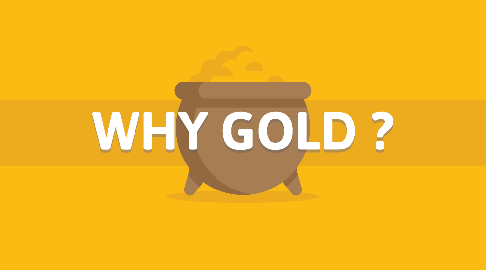 Image result for why gold